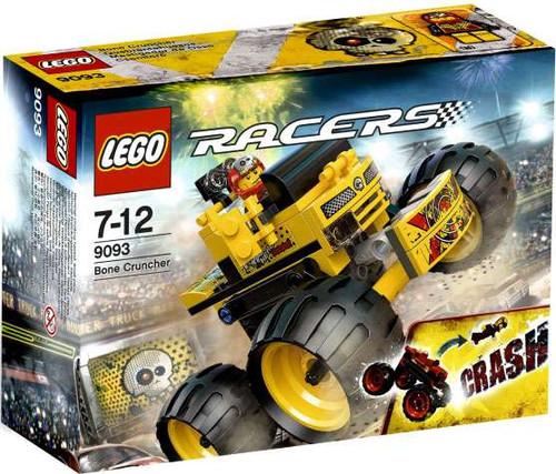 LEGO Racers Bone Cruncher Set #9093 [Damaged Package]