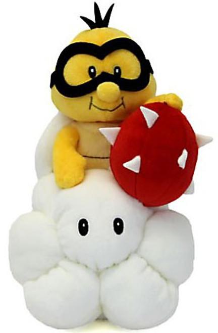 Super Mario Lakitu 9-Inch Plush