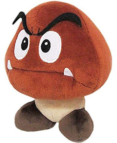 Super Mario Goomba 6-Inch Plush