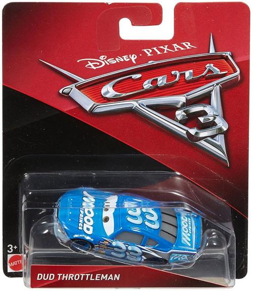 Disney / Pixar Cars Cars 3 Dud Throttleman Diecast Car