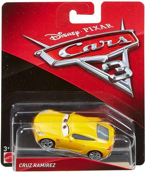 Disney / Pixar Cars Cars 3 Cruz Ramirez Diecast Car