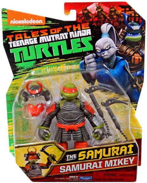 Teenage Mutant Ninja Turtles Tales of the TMNT The Samurai Samurai Mikey Action Figure
