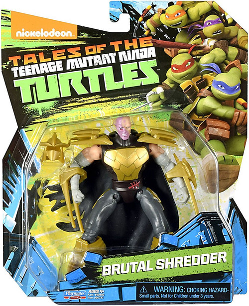 Teenage Mutant Ninja Turtles Tales of the TMNT Brutal Shredder Action Figure