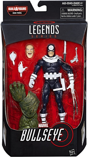 Marvel Knights Marvel Legends Man-Thing Series Bullseye Action Figure