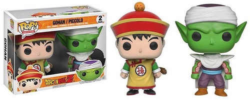 Funko Dragon Ball Z POP! Animation Gohan & Piccolo Exclusive 2-Pack Vinyl Figure