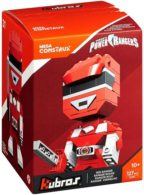 Kubros Red Ranger Set