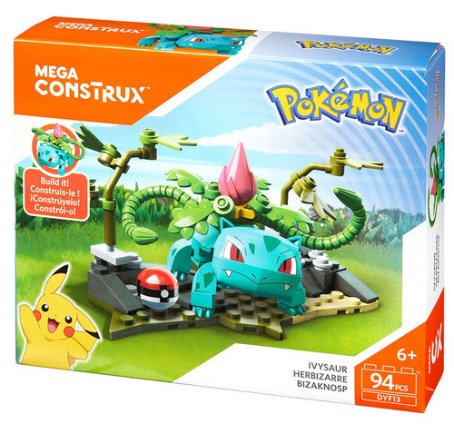 Pokémon Ivysaur Set