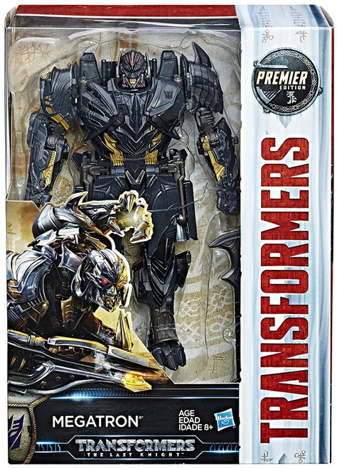 Transformers The Last Knight Megatron Action Figure