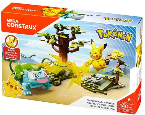 Pokémon Pikachu vs. Bulbasaur Set