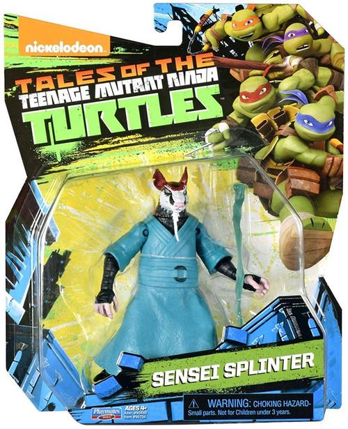 Teenage Mutant Ninja Turtles Tales of the TMNT Sensei Splinter Action Figure