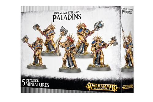 Warhammer Age of Sigmar Grand Alliance Order Stormcast Eternals Paladin Decimators