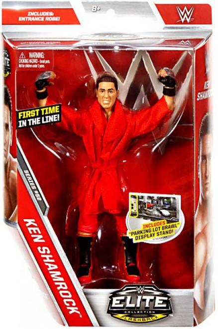 WWE Wrestling Elite Collection Series 52 Ken Shamrock Action Figure [Entrance Robe]