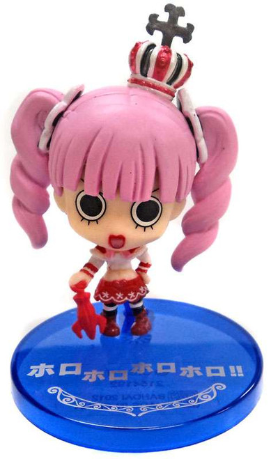 One Piece Ocean Blue Deformeister Petit Perona Mini Figure [Loose]
