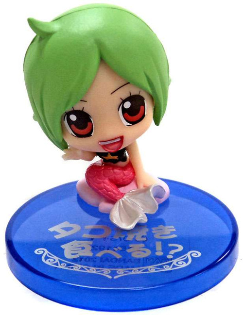 One Piece Ocean Blue Deformeister Petit Keimi Mini Figure [Loose]