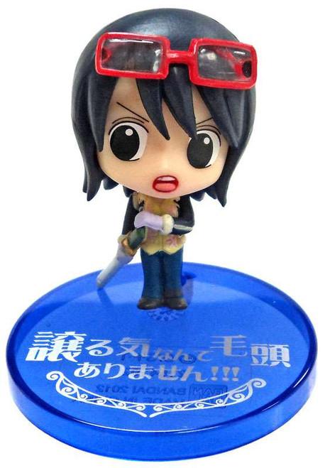One Piece Ocean Blue Deformeister Petit Tashigi Mini Figure [Loose]