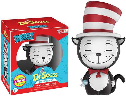 Funko Dr. Seuss Dorbz Cat in the Hat Vinyl Figure #285 [Chase]