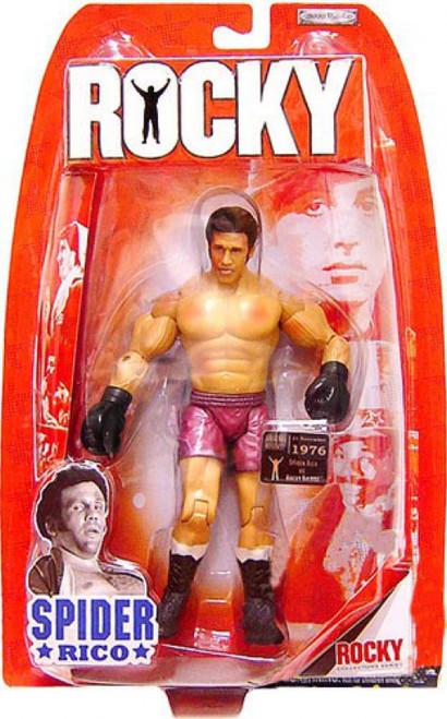 Rocky I Series 1 Spider Rico Action Figure