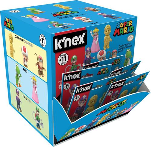 K'NEX Super Mario Series 11 Mystery Box [48 Packs]