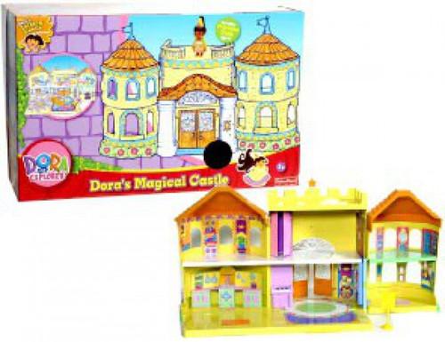 Fisher Price Dora the Explorer Dora's Magical Castle Playset