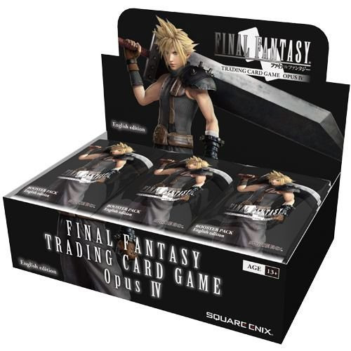 Final Fantasy Trading Card Game Opus IV Booster Box [36 Packs]