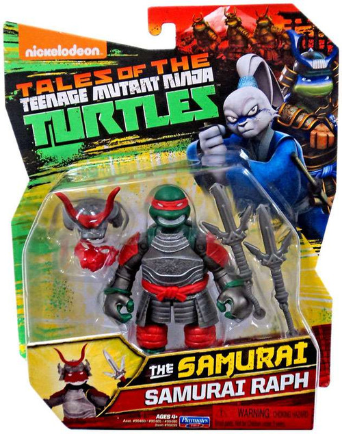 Teenage Mutant Ninja Turtles Tales of the TMNT The Samurai Samurai Raph Action Figure