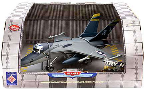 Disney Planes Bravo Exclusive Action Figure [Talking, Damaged Package]