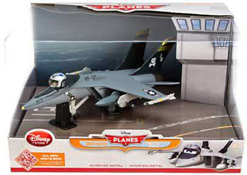 Disney Planes Bravo Exclusive Diecast Vehicle [Damaged Package]