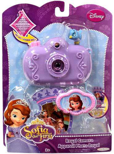 Disney Sofia the First Royal Camera Dress Up Toy [Damaged Package]