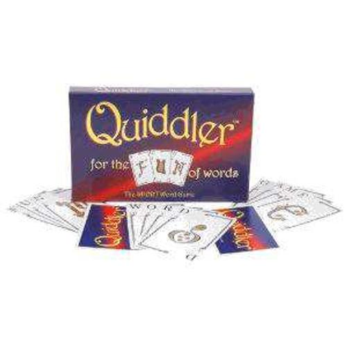 Set Quiddler Card Game [Damaged Package]