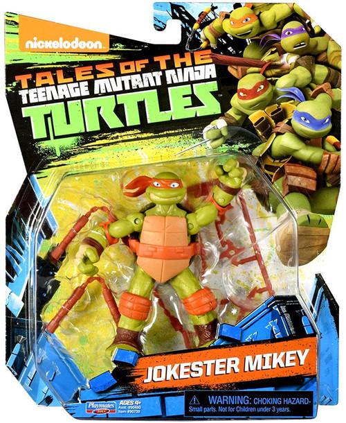 Teenage Mutant Ninja Turtles Tales of the TMNT Jokester Mikey Action Figure