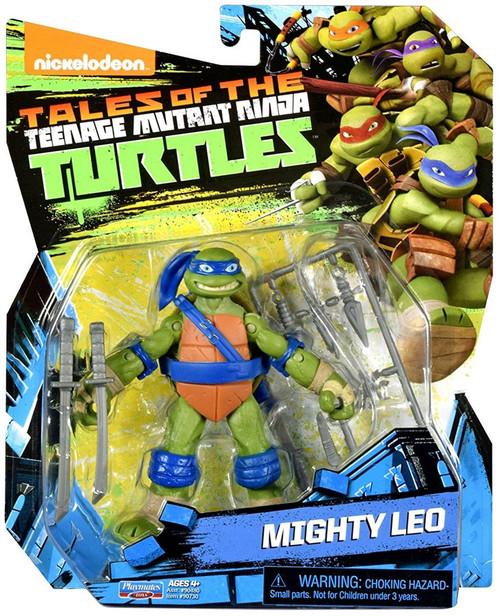 Teenage Mutant Ninja Turtles Tales of the TMNT Mighty Leo Action Figure