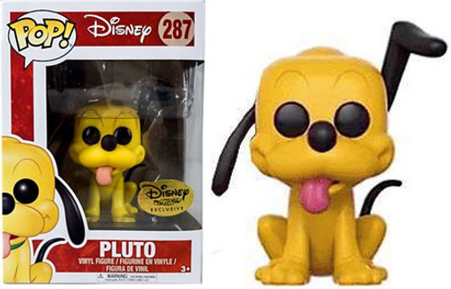 Funko POP! Disney Pluto Exclusive Vinyl Figure #287 [Festival of Friends]