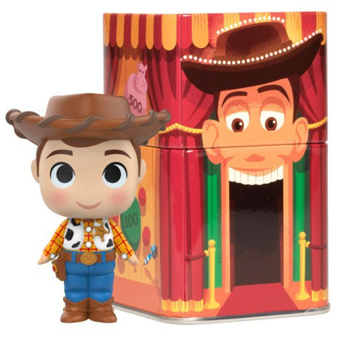 Funko Disney Toy Story Woody Exclusive Mystery Mini Figure Tin [Festival of Friends]