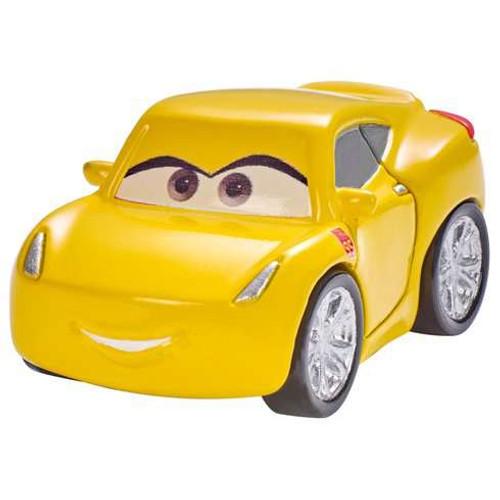 Disney Cars Die Cast Mini Racers Cruz Ramirez Car [Regular Version Loose]
