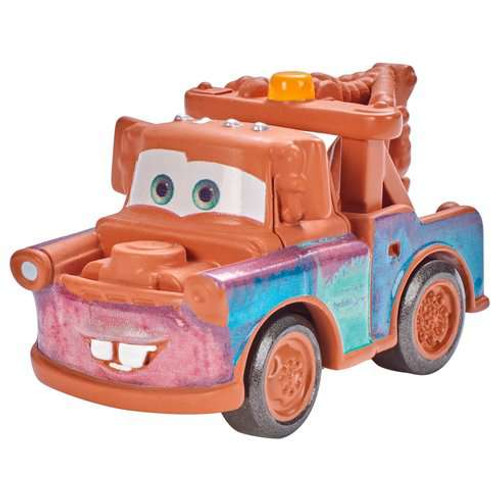 Disney Cars Die Cast Mini Racers Tow Mater Car [Loose]