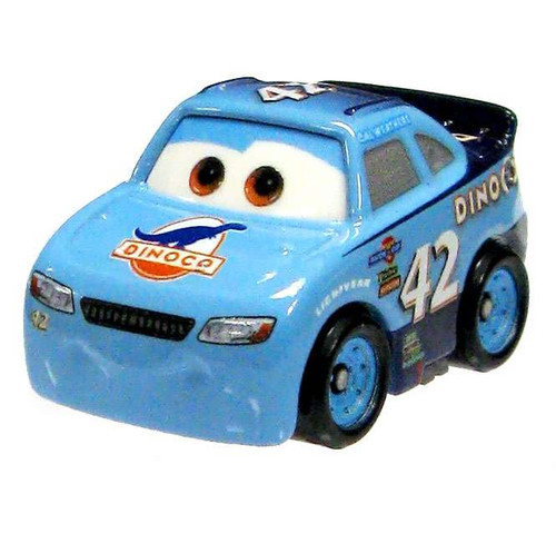 Disney Cars Die Cast Mini Racers Cal Weathers Car [Regular Version Loose]