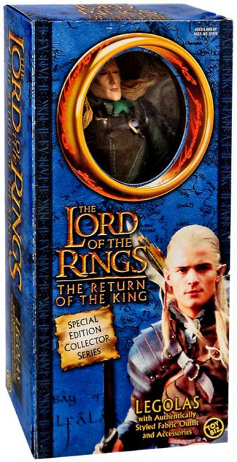 The Lord of the Rings The Return of the King Legolas Greenleaf Action Figure [The Return of the King]