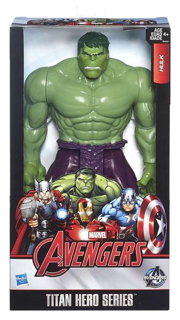 Marvel Avengers Titan Hero Series Hulk Action Figure [Avengers, Damaged Package]