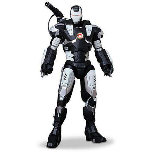 Iron Man 2 Movie Masterpiece War Machine Collectible Figure [Special Version]