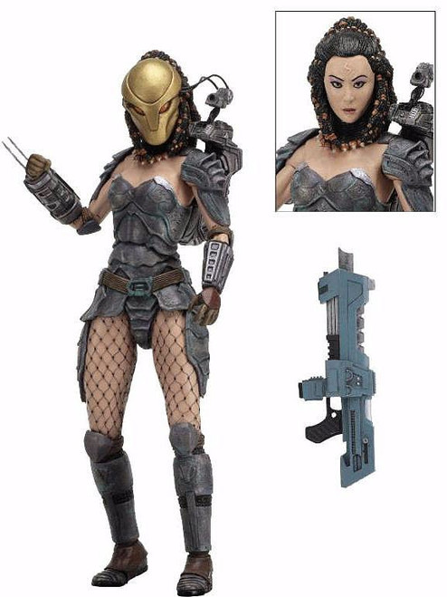 NECA Predator Series 18 Machiko Noguchi Action Figure [Ultimate Body]