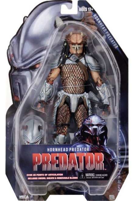 NECA Series 18 Hornhead Predator Action Figure [Ultimate Body]