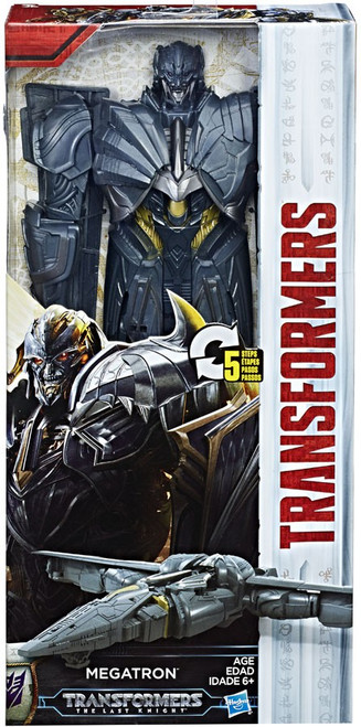 Transformers The Last Knight Titan Changers Megatron Action Figure