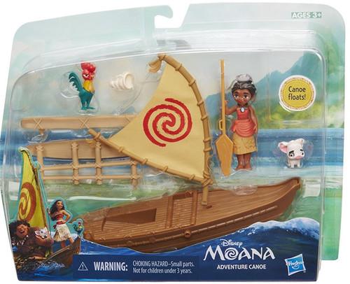 Disney Moana Adventure Canoe Playset