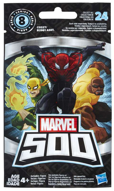 Marvel 500 Micro Series 8 Mystery Box [24 Packs]