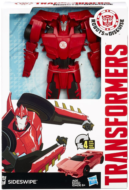 Transformers Robots in Disguise Titan Changers Sideswipe Action Figure