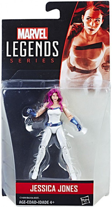 Marvel Legends 2017 Series 2 Jessica Jones Action Figure