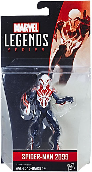 Marvel Legends 2017 Series 2 Spider-Man 2099 Action Figure