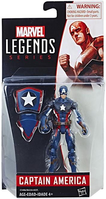 Marvel Legends 2017 Series 2 Captain America Action Figure [2017 Costume]