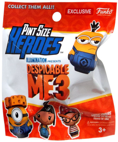 Funko Pint Size Heroes Despicable Me Exclusive Mystery Pack
