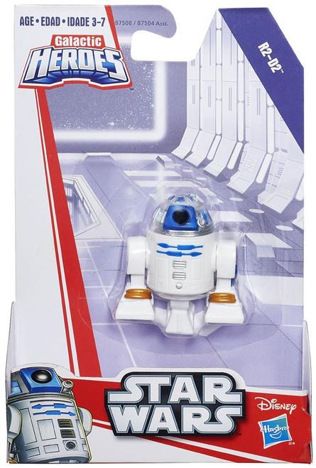 Star Wars Galactic Heroes R2-D2 Mini Figure